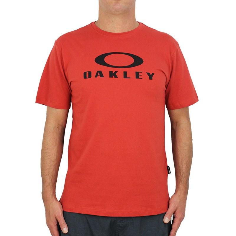 Camiseta Oakley O-Bark Rust