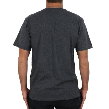 Camiseta Oakley O-Ellipse Jet Black Heather