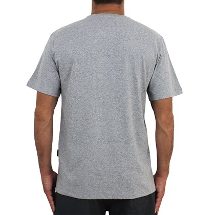 Camiseta Oakley Tractor Label Stone Grey