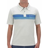CAMISETA POLO HANG LOOSE ORIGINAL CRÚ