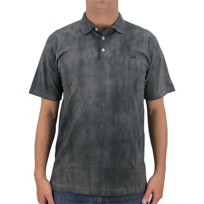CAMISETA POLO QUIKSILVER SPLASH BASIC METAL