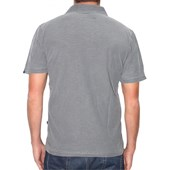 CAMISETA POLO REEF SOLSTICE GRAPHITE