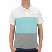 CAMISETA POLO RIP CURL COLOR BLOCK LIGHT YELOW