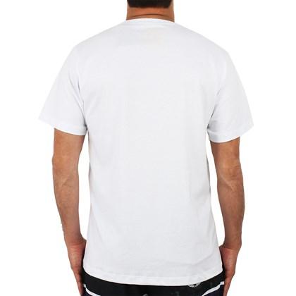 Camiseta Quiksilver Basic Evo Branca