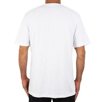 Camiseta Quiksilver Beach Tones Branca