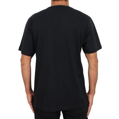 Camiseta Quiksilver Hawaii Style Black
