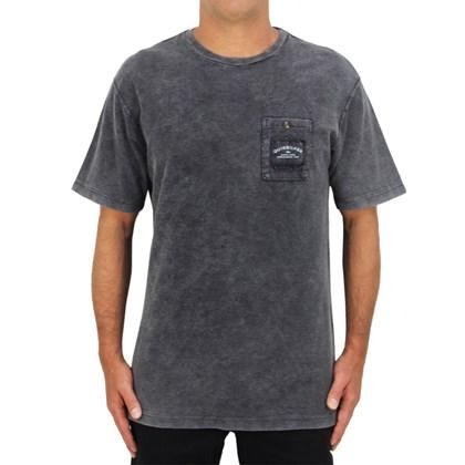 Camiseta Quiksilver Itinga Black