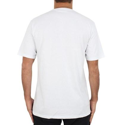 Camiseta Quiksilver Little Mark Branca