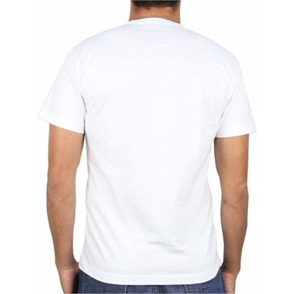 CAMISETA QUIKSILVER SLIM FIT ECHO BRANCA