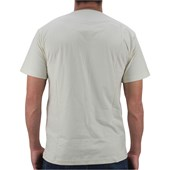 CAMISETA QUIKSILVER SLIM FIT TEAM SPIRIT STONE