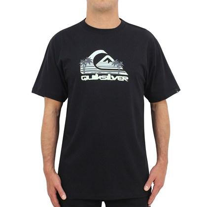 Camiseta Quiksilver Summer Dayz Black