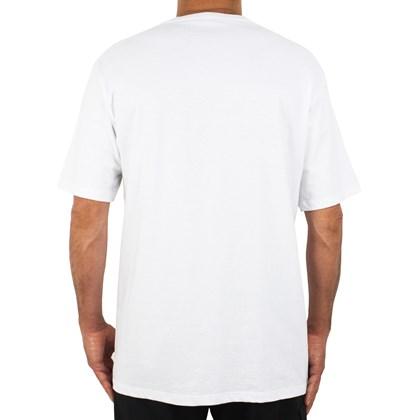 Camiseta Quiksilver Waterman Tail Lights Branca