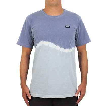 Camiseta Rip Curl Especial Grateful Dye Royal Blue