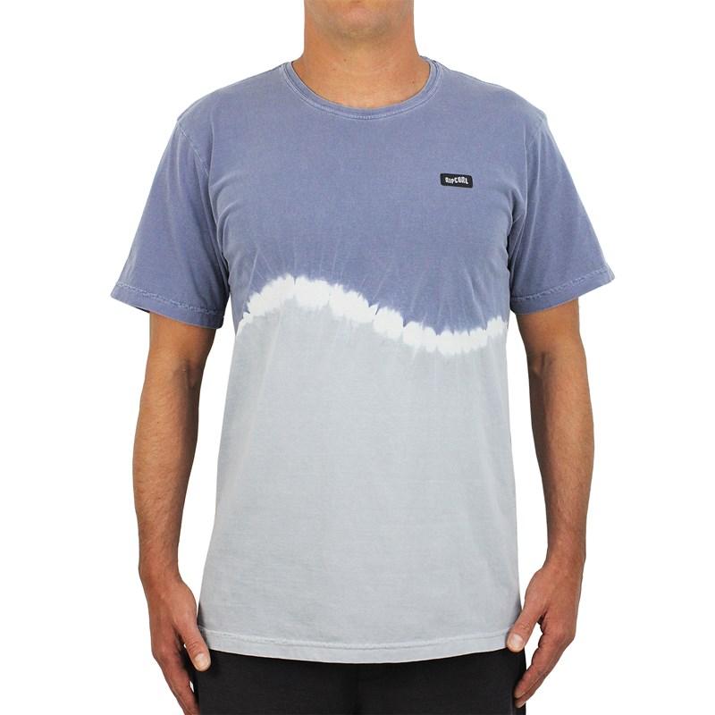 Camiseta Rip Curl Especial Grateful Dye Royal Blue