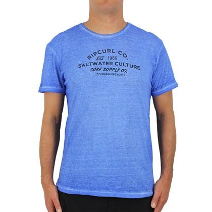 Camiseta Rip Curl Especial Saltwater Blue