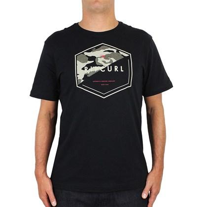 Camiseta Rip Curl Medina Black