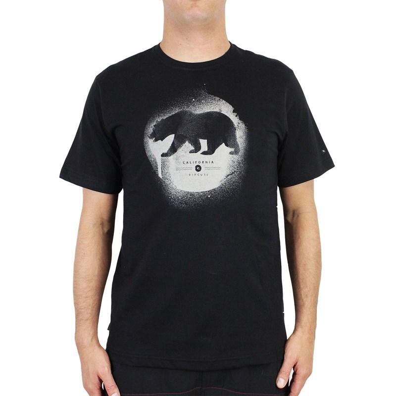 Camiseta Rip Curl The Bear Black