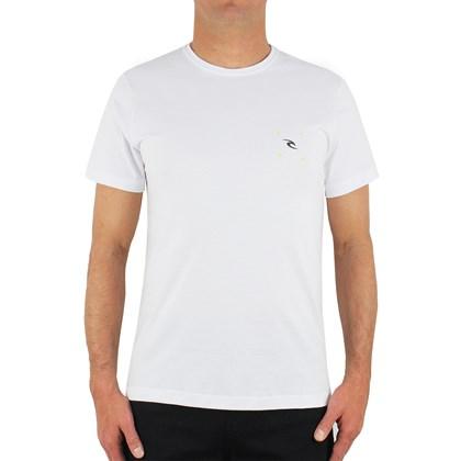 Camiseta Rip Curl Ultimate 10M White