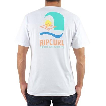Camiseta Rip Curl Wave Sport White