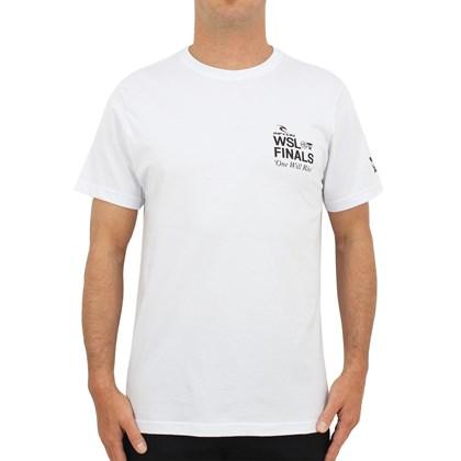 Camiseta Rip Curl WSL Finals White