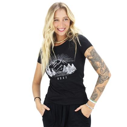 Camiseta Roxy Alpine Dreams Black