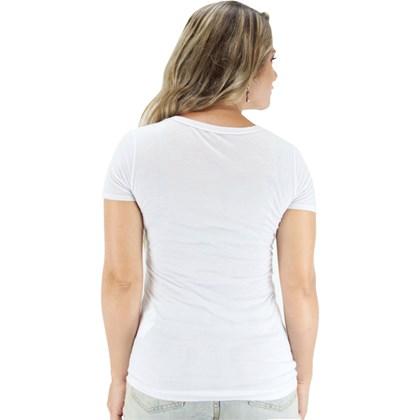 Camiseta Roxy Stars Feminina Branca
