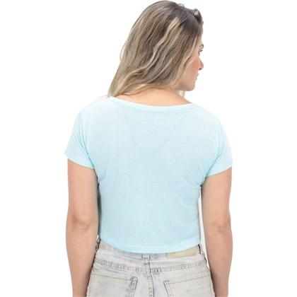 Camiseta Roxy Vintage Summer Dream Clear Blue