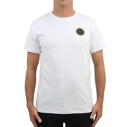 Camiseta Rusty Beat White