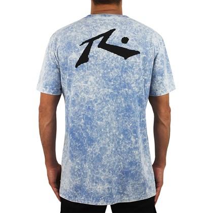 Camiseta Rusty Comp Sea Azul