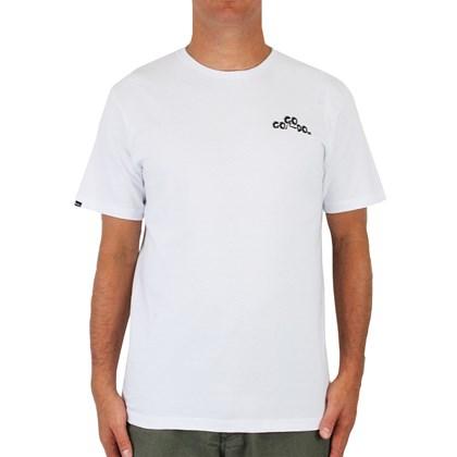 Camiseta Rusty Go Gordo 10 Branca