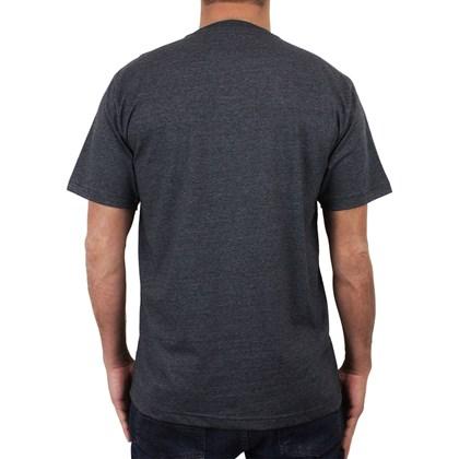Camiseta Rusty Skullgirl Preto Mescla
