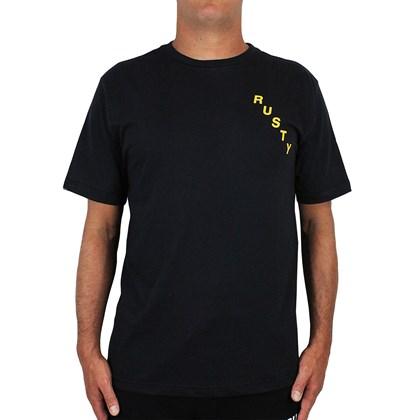 Camiseta Rusty Skulls Preta