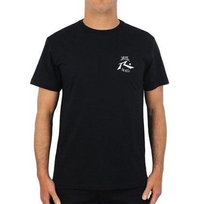 Camiseta Rusty Wade Black