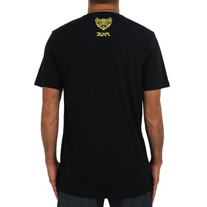 Camiseta RVCA Bat Preta