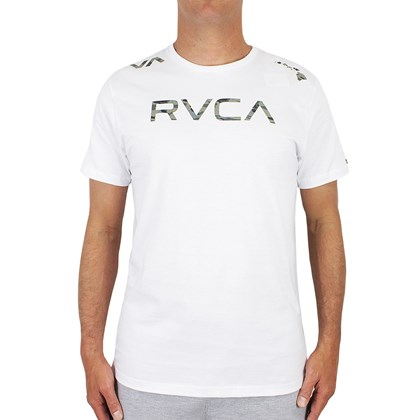 Camiseta RVCA Big RVCA Camo