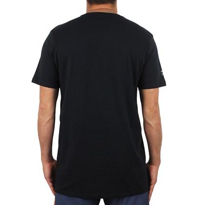 Camiseta RVCA Big RVCA Preta