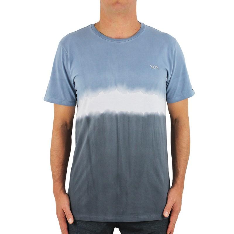 Camiseta RVCA Juku Azul