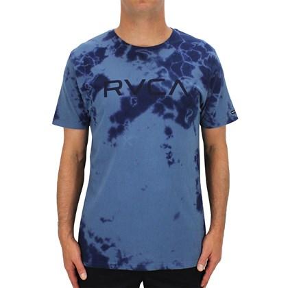Camiseta RVCA Process Azul