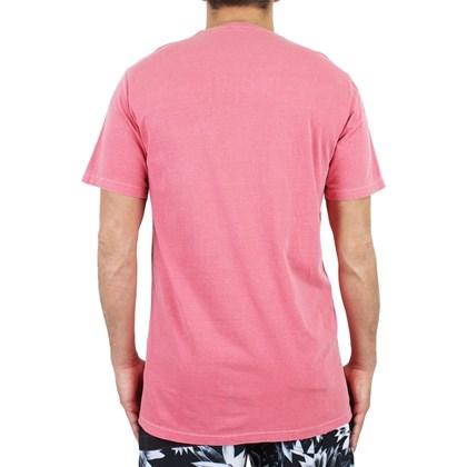 Camiseta RVCA PTC Fade I Vermelha