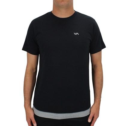Camiseta RVCA Sport runner mesh ss black