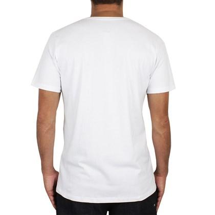 Camiseta RVCA VA Branca