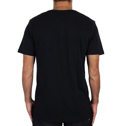 Camiseta RVCA VA Preta