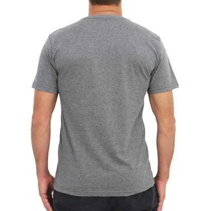 Camiseta Surf Alive Basic Cinza Mescla