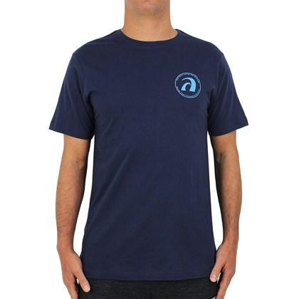 Camiseta Surf Alive Foundation Navy