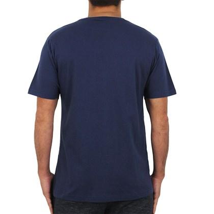 Camiseta Surf Alive Logo Azul