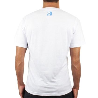 Camiseta Surf Alive Logo Branca