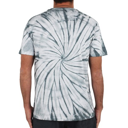 Camiseta Thrasher Skate Magazine Spider Dye Cinza