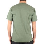 Camiseta Vans Boxed In Heather Olive