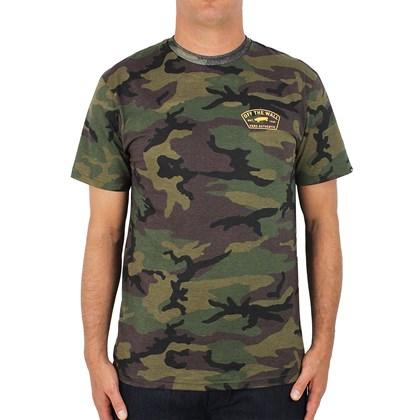 Camiseta Vans Custom Workwear Camo