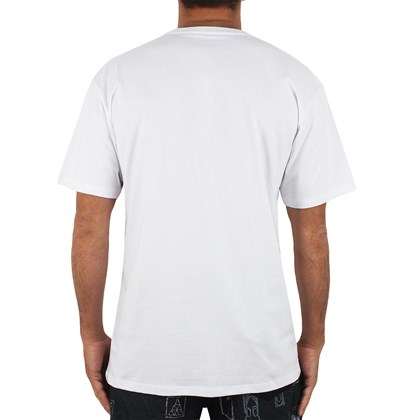 Camiseta Vans Flying V Crew White